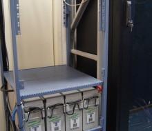 Akkumulátor felügyeleti rendszer