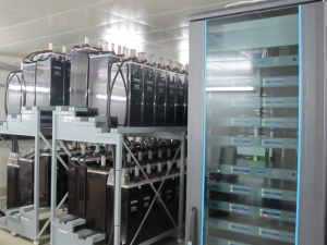 IMSB akkumulátor felügyelet